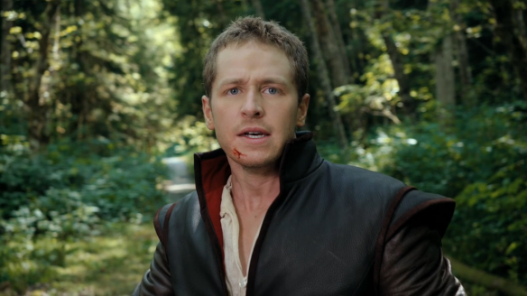 Josh Dallas as Prince Charming in Once Upon a Time