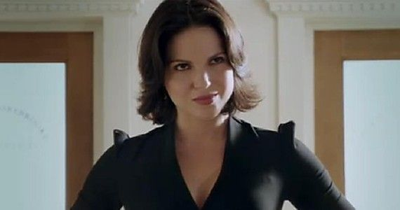 Lana Parilla as Regina Mills in Once Upon a Time