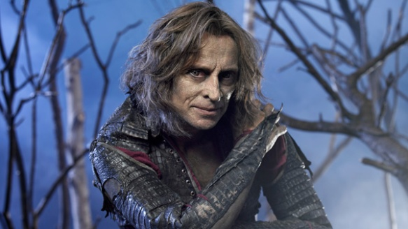 Robert Carlyle as Rumpelstiltskin in Once Upon a Time