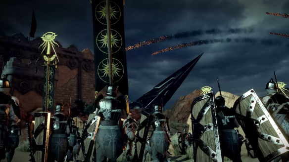 The armies of the Inquisition in Dragon Age: Inquisition