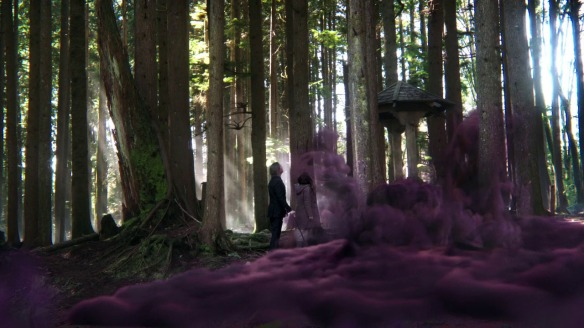 Mr. Gold/Rumpelstiltskin brings magic to Storybrook in Once Upon a Time's first season finale