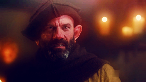 Grumpy the Dwarf in Once Upon a Time