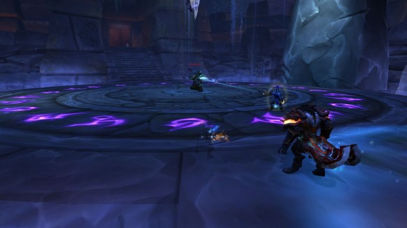 The first boss of the Shadowmoon Burial Grounds dungeon in World of Warcraft: Warlords of Draenor