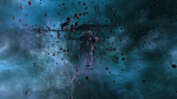 A Sulibaan helix in Star Trek Online
