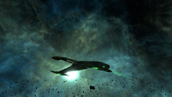 Yeah, I know they call it a Mogai class in STO, but it's still a Valdore class