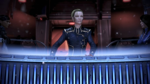 My Shepard in Mass Effect 3