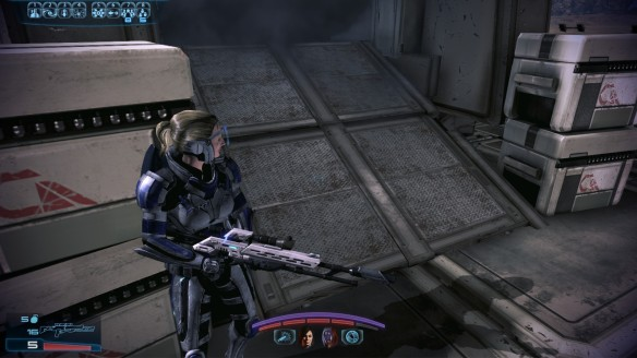 My favourite sniper rifle in Mass Effect 3