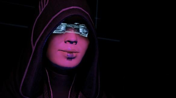 Kasumi Goto in Mass Effect 2