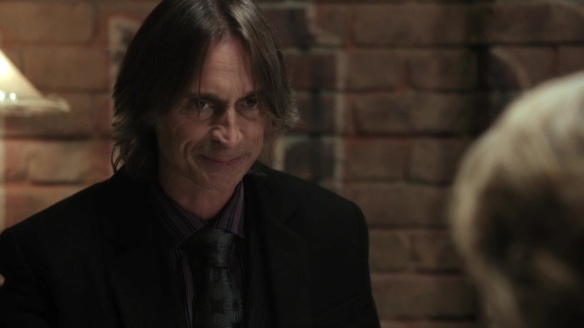 Robert Carlyle as Mr. Gold/Rumpelstiltskin in Once Upon a Time