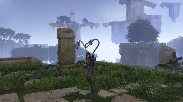 My alchemist in Skyforge's beta