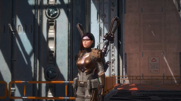 My alchemist in Skyforge's beta