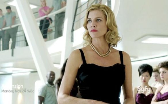 Tricia Helfer in Ascension