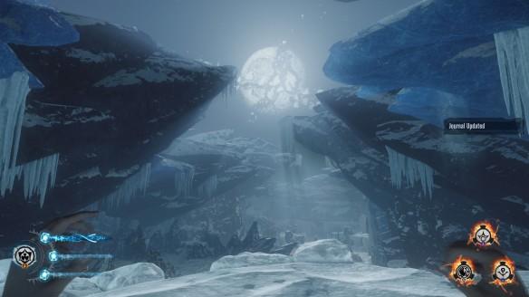 A mountain night in Lichdom: Battlemage
