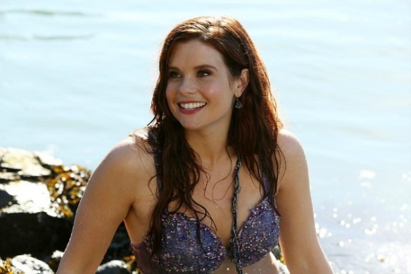Ariel the mermaid in Once Upon a Time