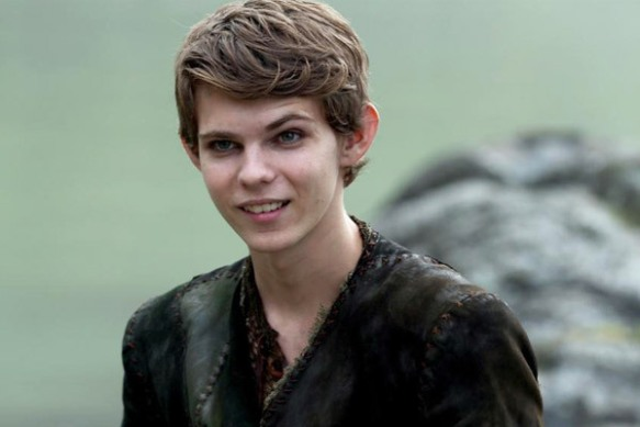 Peter Pan in Once Upon a Time