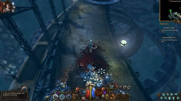 The Clockwork Keep in The Incredible Adventures of Van Helsing III