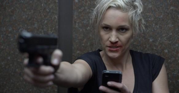 Luvia Petersen as Jasmine Garza in Continuum