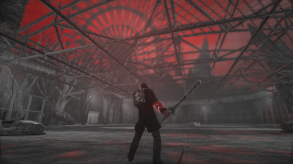 A nightmare dreamscape in The Secret World's 2015 Halloween mission