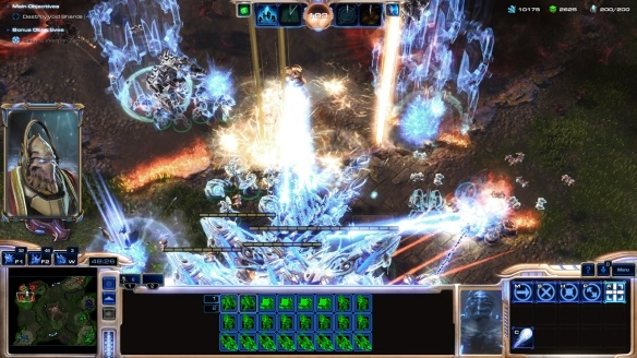 Unleashing the Spear of Adun's full power in StarCraft II: Legacy of the Void