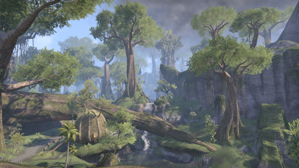 The Grahtwood zone in Elder Scrolls Online