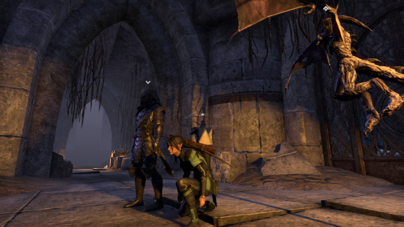 An abortive attempt at a Banished Cells run in Elder Scrolls Online