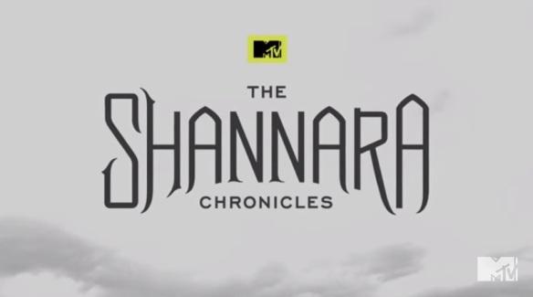 The official logo for MTV's Shannara Chronicles