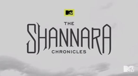 The official logo for MTV's Shannara Chronicles