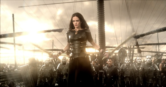 Eva Green as Queen Artemisia in 300: Rise of an Empire