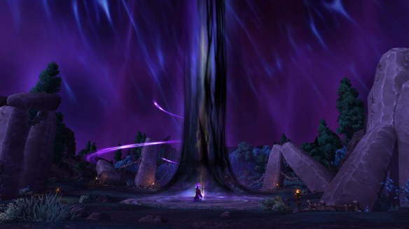 The climax of the Shadowmoon Valley storyline in World of Warcraft: Warlords of Draenor