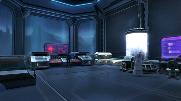 My stronghold in Star Wars: The Old Republic