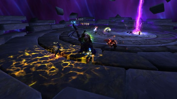 The Shadowmoon Burial Grounds dungeon in World of Warcraft: Warlords of Draenor