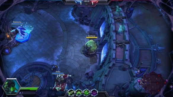 Abathur in Heroes of the Storm