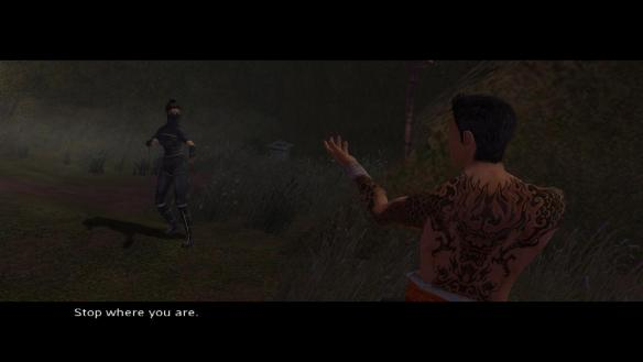 Meeting Silk Fox in Jade Empire