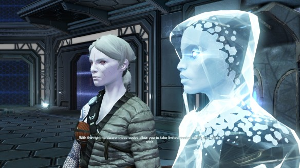 My Castithan and EGO in Defiance