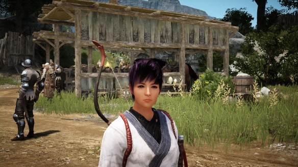 My maewha in Black Desert