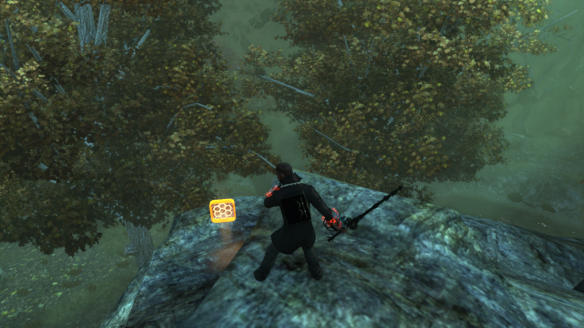 Hunting down the last few pieces of lore in TSW