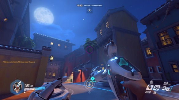 The Dorado map in Overwatch