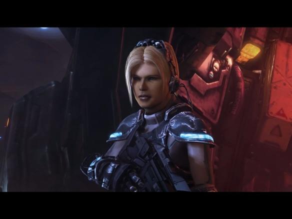 Nova in StarCraft II: Heart of the Swarm