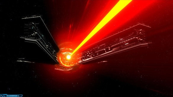 Testing the Silencer superweapon as part of the inquisitor storyline in Star Wars: The Old Republic