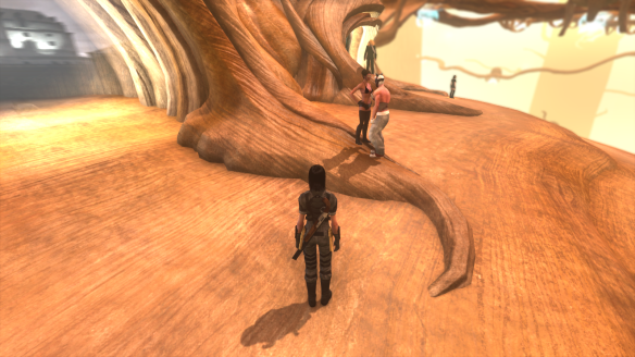 More ERP in The Secret World's Agartha