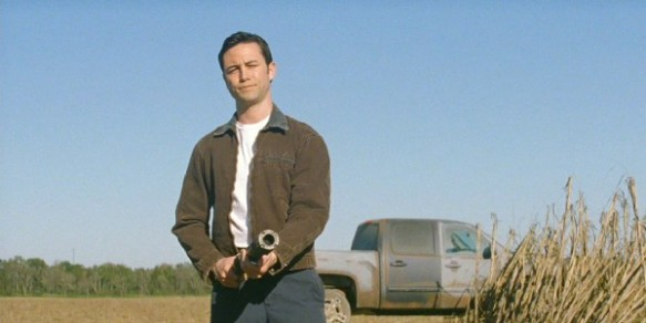Jospeh Gordon-Levitt in Looper