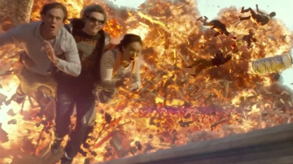 Quicksilver saves the day in X-Men: Apocalypse