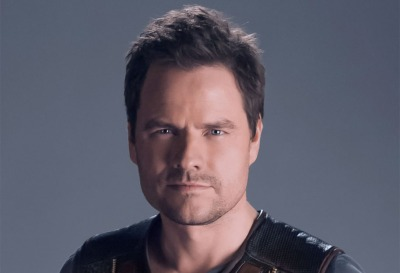 Anthony Lemke as Three in Dark Matter