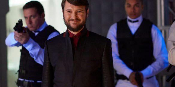 Wil Wheaton as Alex Rook in Dark Matter