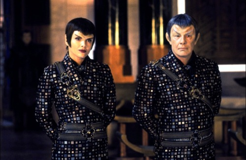 Romulans in Star Trek: Nemesis