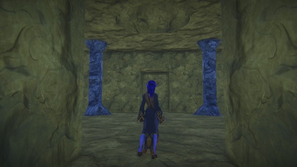 Carving out the tunnels in my second Landmark build