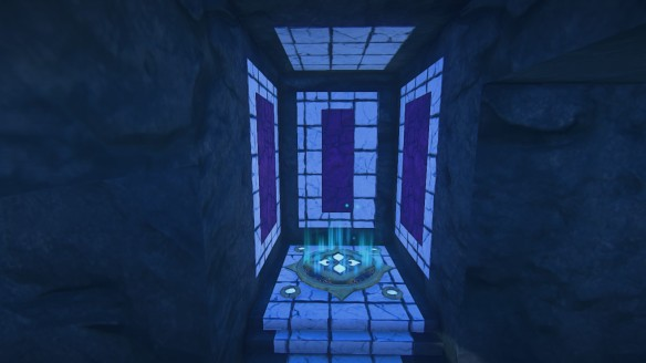A teleport in my second build