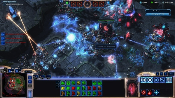 The final campaign mission in StarCraft II: Legacy of the Void
