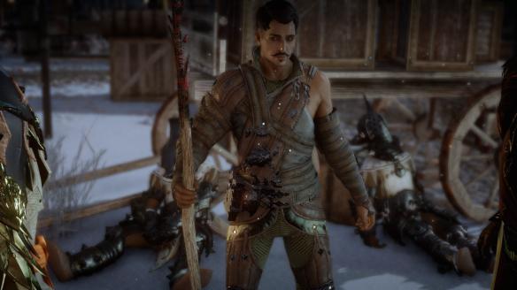 Dorian in Dragon Age: Inquisition