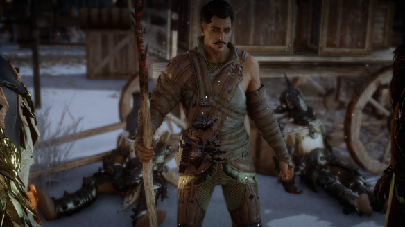 Dorian in Dragon Age: Inquisition